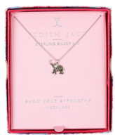Judith Jack Charmed Life Boxed Elephant Pendant Necklace