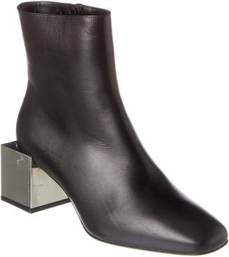 Christian Louboutin Tre Fiak Leather Boot