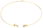 Maiyet 18K Yellow Gold & 0.20 Total Ct. Diamond Constellation Collar Necklace