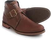 Caterpillar Haverhill Chukka Boots - Leather, Slip-Ons (For Men)