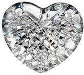 Waterford 'Celtic Heart' Lead Crystal Paperweight
