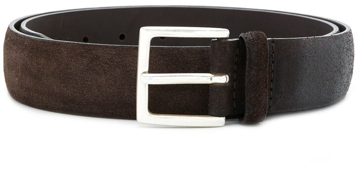 Orciani textured buckle belt