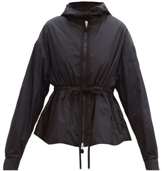 Moncler Meretz Hooded Quilted Shell Jacket - Navy