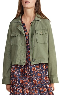 Velvet by Graham & Spencer Dixie Cropped Jacket
