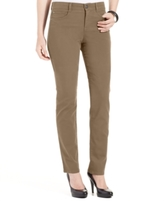 Style&Co. Style & Co Style & Co Petite Slim-Leg Tummy-Control Jeans, Created for Macy's