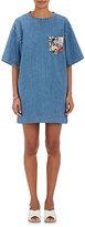 Marc Jacobs Women's Denim Shift Dress