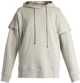 Maison Margiela Hooded cotton sweatshirt