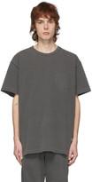 John Elliott Grey Loose Stitch Pocket T-Shirt