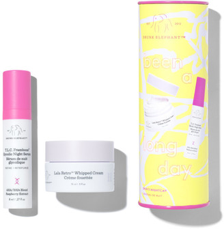 Drunk Elephant Been A Long Day Skincare Kit