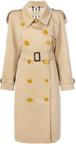 Burberry oversize trench coat