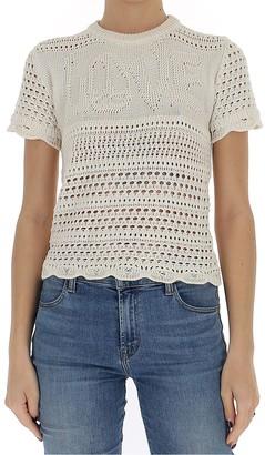 Amiri Knitted T-Shirt