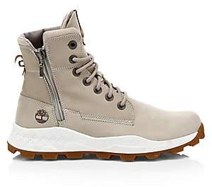 Timberland Men's Brooklyn Side Zip Leather Boots