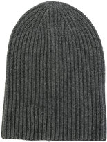 Dondup classic knitted beanie - men - Polyamide/Viscose/Cashmere/Wool - One Size