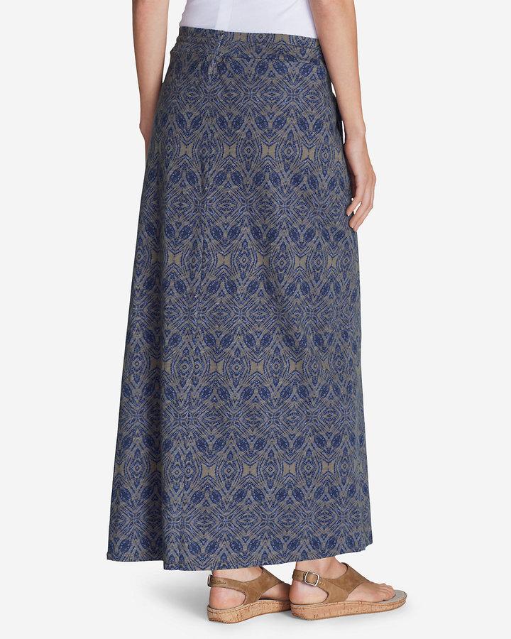 Eddie Bauer Women's Clyde Hill Maxi Skirt