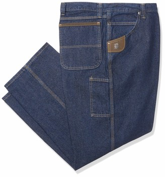 Riggs Workwear Men's Big & Tall Workwear Carpenter Jean