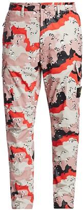 Stone Island Desert Camo Cargo Pants