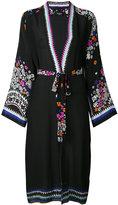 Holland Street - Candy Crush print robe - women - Silk Crepe - One Size