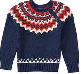 Ralph Lauren Cotton Raglan Sweater