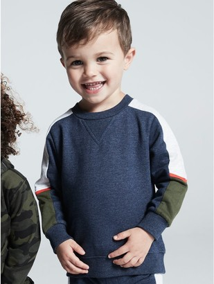 M&Co Colour block sweatshirt (9mths-5yrs)