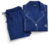 Ralph Lauren Cotton Pajama Short Set