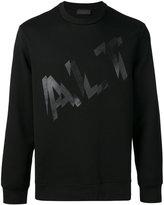 Diesel Black Gold AL7 sweatshirt - men - Cotton/Spandex/Elastane/Lyocell/Viscose - M