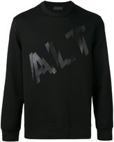 Diesel Black Gold AL7 sweatshirt