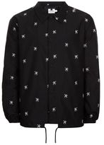Topman Embroidered Coach Jacket