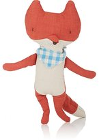 Maileg MAILEG FOX WITH SCARF PLUSH TOY