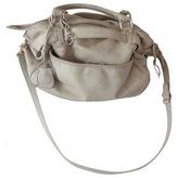 Vanessa Bruno Moon shoulder strap bag in leather