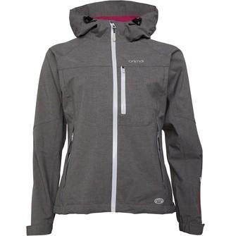 Animal Womens Jacket Grey