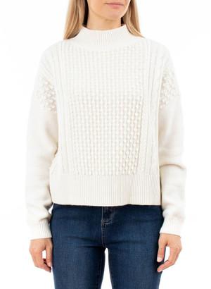 Jump Long Sleeve Multi Bobble Pullover