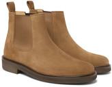 A.p.c. - Siméon Suede Chelsea Boots