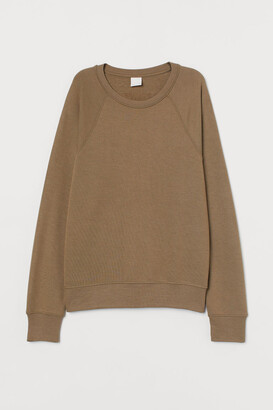 H&M Sweatshirt - Green