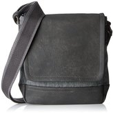 Tom Tailor Lars, Men's Shoulder Bag, Schwarz, 10x21x23 cm (wxhxd)