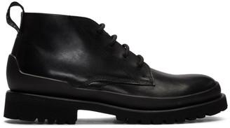 HUGO Black Scout Desb Boots