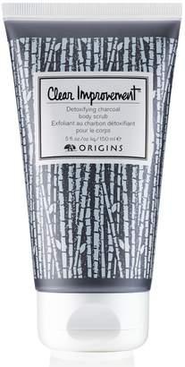Origins Clear Improvement Detoxifying Charcoal Body Scrub