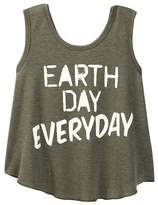 Ten Sixty Sherman Earth Day Everyday Tank (Big Girls)