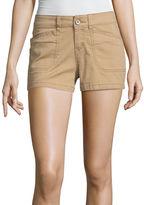 UNIONBAY Union Bay 3.5 Porkchop Pocket Twill Chino Shorts-Juniors