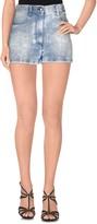 Just Cavalli Denim shorts - Item 42536589