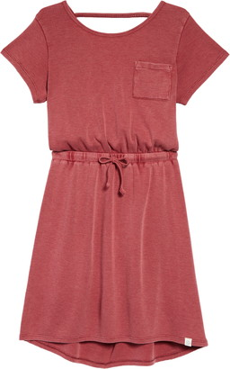 Treasure & Bond Cozy T-Shirt Dress