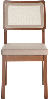 Manhattan Comfort Pell 2Pc Dining Chair