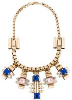 Mawi Embellished Collar Necklace