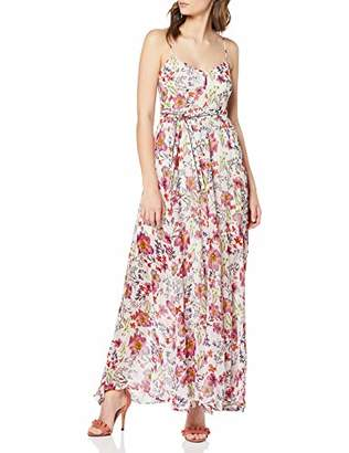 Religion Women's Ethereal Maxi Dress Pleating Sleeveless Party Dress,(Manufacturer Size:)