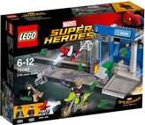 Lego Marvel Super Heroes Spider-Man ATM Heist
