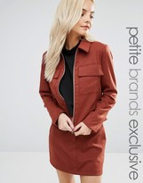 Fashion Union Petite Tailored Jacket