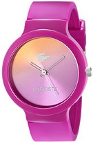 Lacoste Women's 2020078 Goa Pink Watch