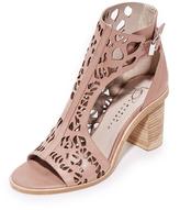 Zero Maria Cornejo Faas Cutout Ankle Boots