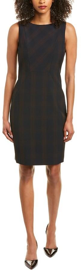 Thumbnail for your product : Elie Tahari Vanny Sheath Dress