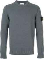 Stone Island round neck sweater