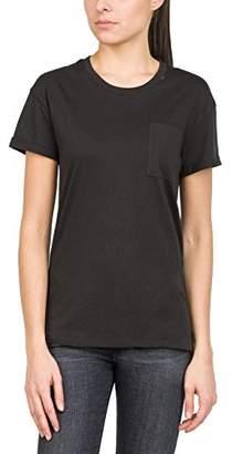 Replay Women's W3155 .000.22536p T-Shirt,Small